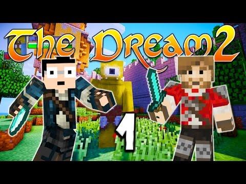 THE DREAM 2 - Ep. 1 : Heroïc Fantasy - Fanta et Bob Minecraft Modpack