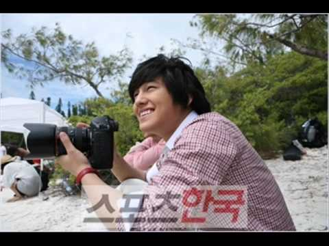 kim bum and kim so eun behind the scenes