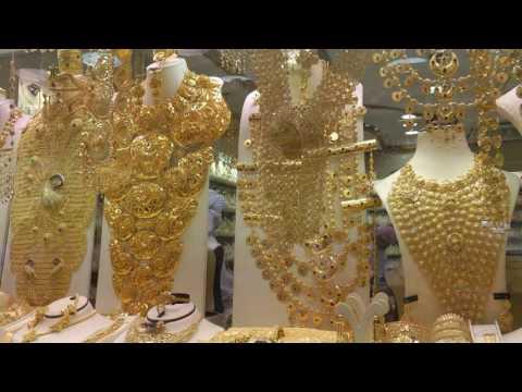 Dubai Clocktower & Gold Souk