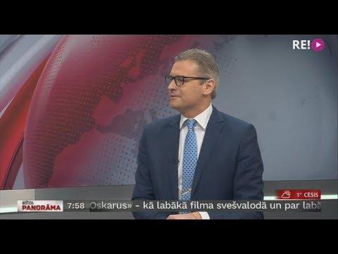 Intervija ar Mārtiņu Bondaru par budžetu 2019