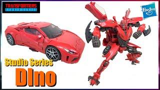드디어 빛을 본 캐릭터! [트랜스포머 스튜디오 시리즈] 디노 - [Transformers Studio Series] - Dino