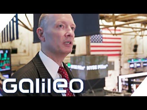 Mythos Wall Street - 10 Fragen An Einen Investment Banker   Galileo   ProSieben