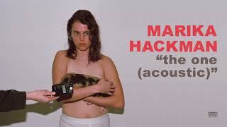 Marika Hackman - the one (acoustic)