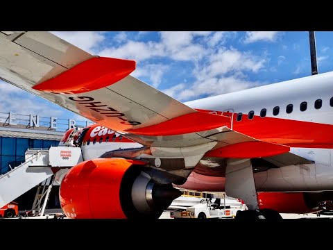 Flying During Covid-19 #1: The Easyjet Experience | Tenerife South - Manchester