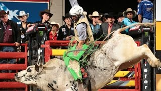 Brady Sims notches 87.50 points on Gentleman Jim (PBR)