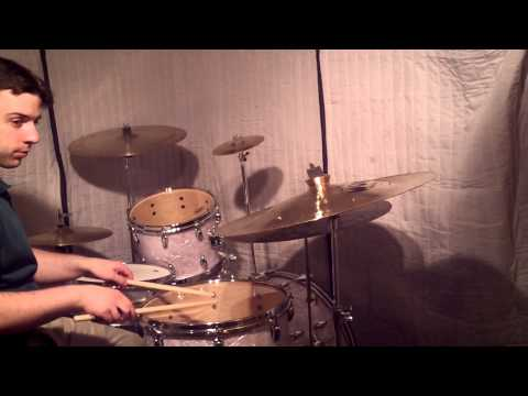 evans hydraulic drum head review by peters drum company youtube
