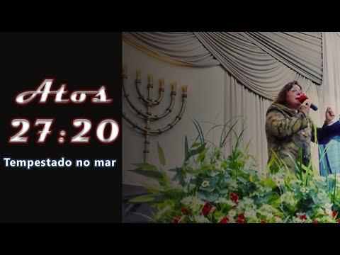 Culto de Santa Ceia - Pastora Vasthi thumbnail