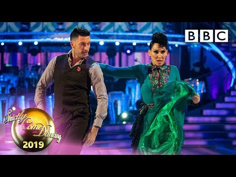 Michelle & Giovanni American Smooth to I Just Want To Make Love To You – Week 8 | BBC Strictly 2019
