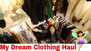 OMG😱My Dream Walk in Closet Reveal|RoomTour|Shein Haul|My Huge Clothing Collection|Be Natural