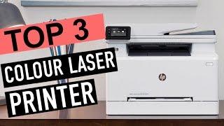 BEST 3: Colour Laser Printer 2018