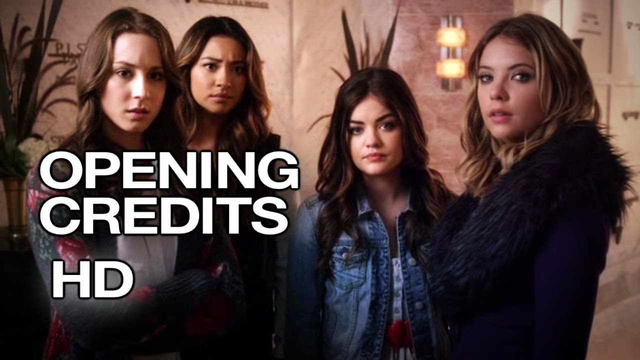 Pretty little liars: opening credit analysis essay