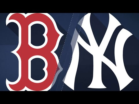 8/11/17: Five-run 8th sends Yankees past Red Sox, 5-4