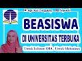 Beasiswa di Universitas Terbuka UT