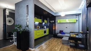 Квартира студия 52 кв. м