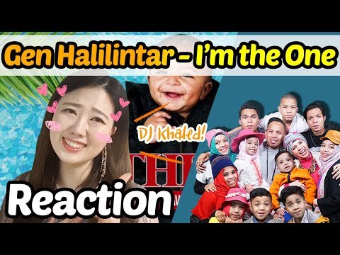 Reaction To Gen Halilintar - I'm The One