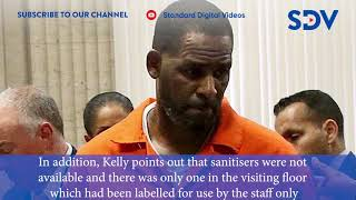 R Kelly seeks release from jail over the coronavirus outbreak
