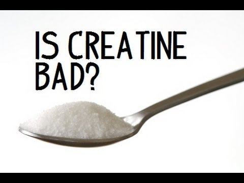 Creatine and heart rate unhealthy for