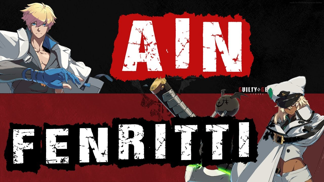 Download 【Guilty Gear Strive #799】AIN(KY) vs FENRITTI(RAMLETHAL)