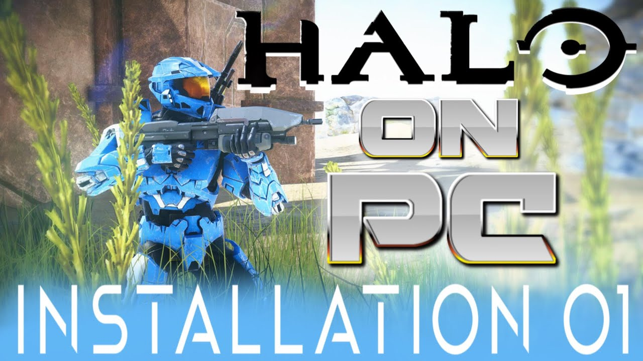Halo Installation 01 Download Coming Soon on PC