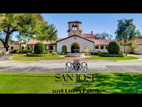 SJCC 2018 LIONS PRIDE Member Guest Golf Tournament San Jose Country Club Jacksonville Florida