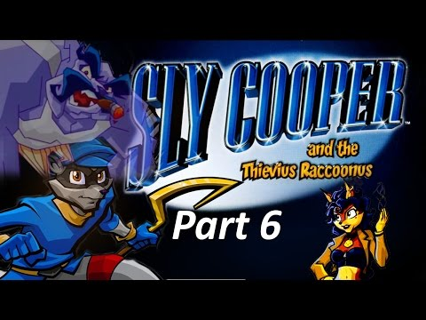 Murray Missions? - Sly Cooper and The Thievius Raccoonus Part 6