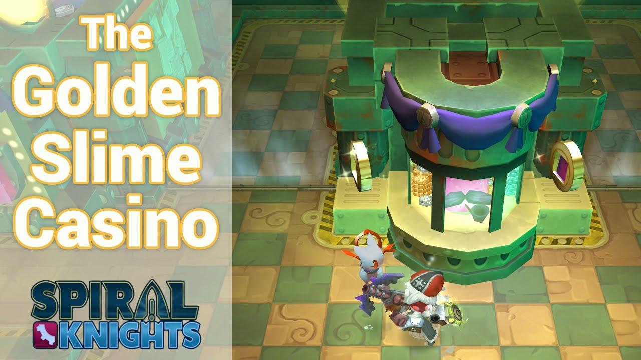 Golden Slime Casino