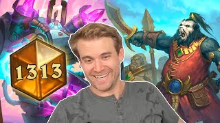 (Hearthstone) Into the Legend