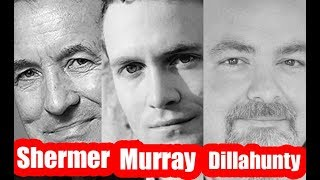 Travis speaks with Michael Shermer, Douglas Murray & Matt Dillahunty