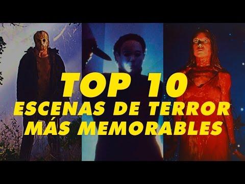 Top 10: Escenas más memorables de películas de terror