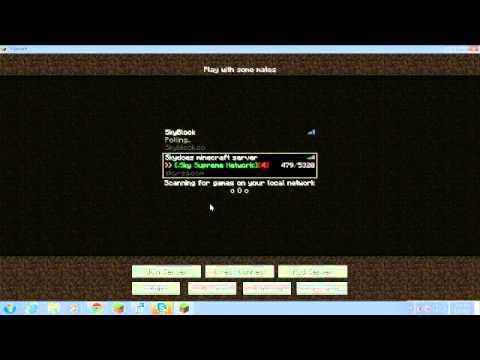 Мониторинг Minecraft серверов 1 5 2, адреса майнкрафт
