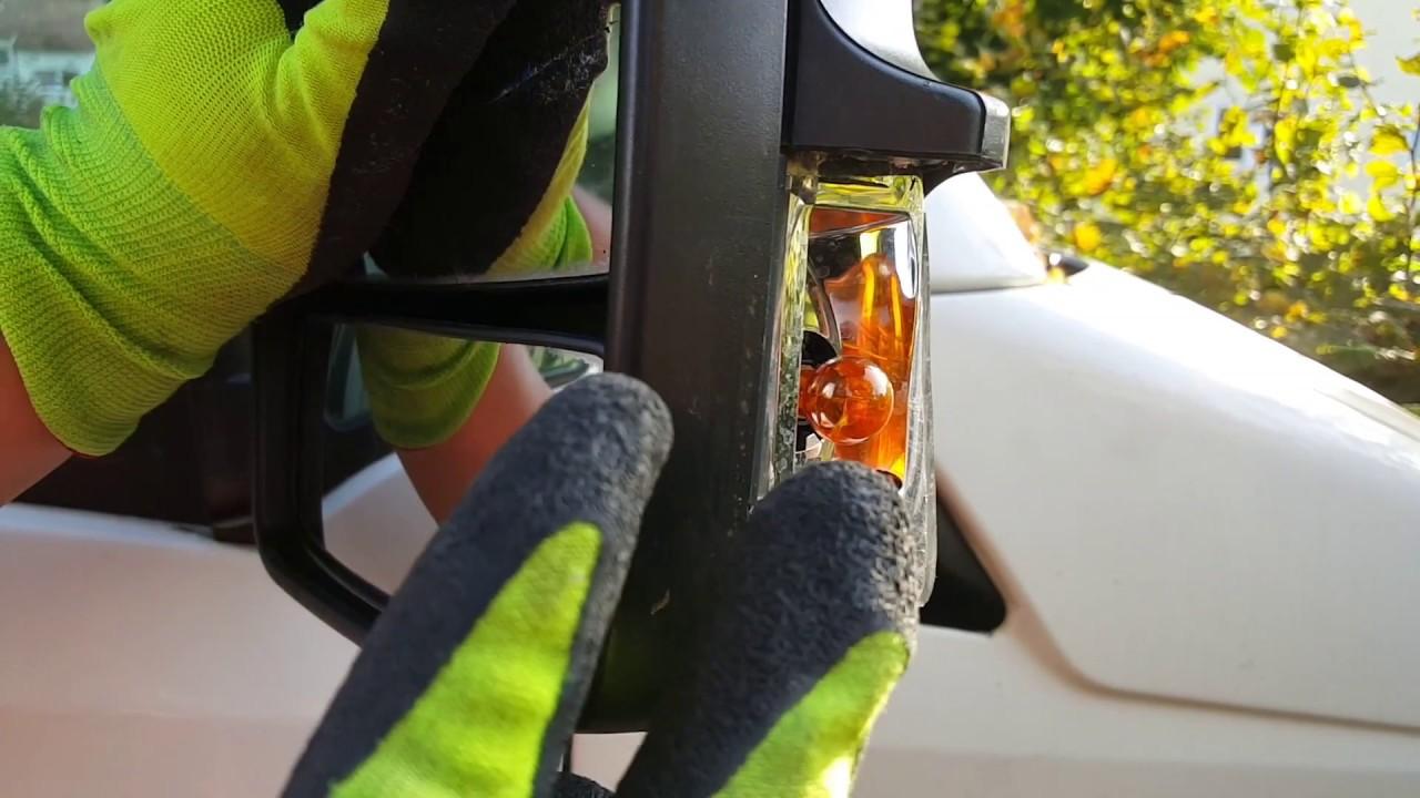 Spiegel Fiat Ducato : Spiegelblinker seitenblinker austauschen vw crafter mercedes