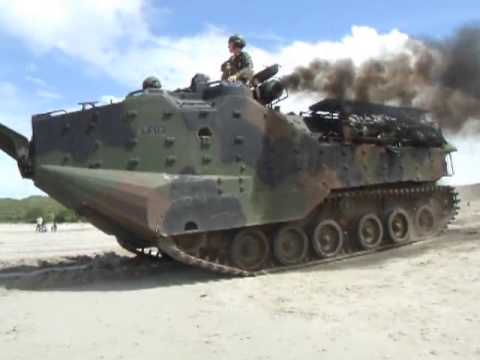 AAV-7A1 amphibious assault vehicle : Royal Thai Navy