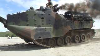AAV-7A1 amphibious assault vehicle : Royal Thai Navy