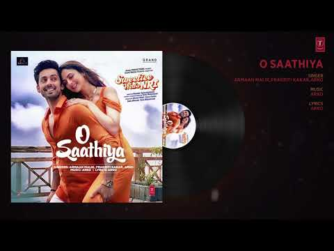o-saathiya-full-audio-song-mp3-download---mp3cold