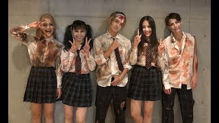 Halloween Special MovieのMakingが到着! <YouTube> trigger -Hallow...