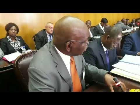 2/5 Bonyongwe, Chombo, Mpofu, Mutasa, Sekeramayi Quizzed over Missing US$15bn (9.4.2018)