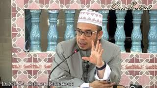 20180126 SS Dato Dr Asri Bicara Al Fatihah