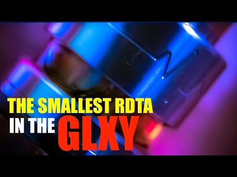 The Flipped MINI RDTA from GLXY