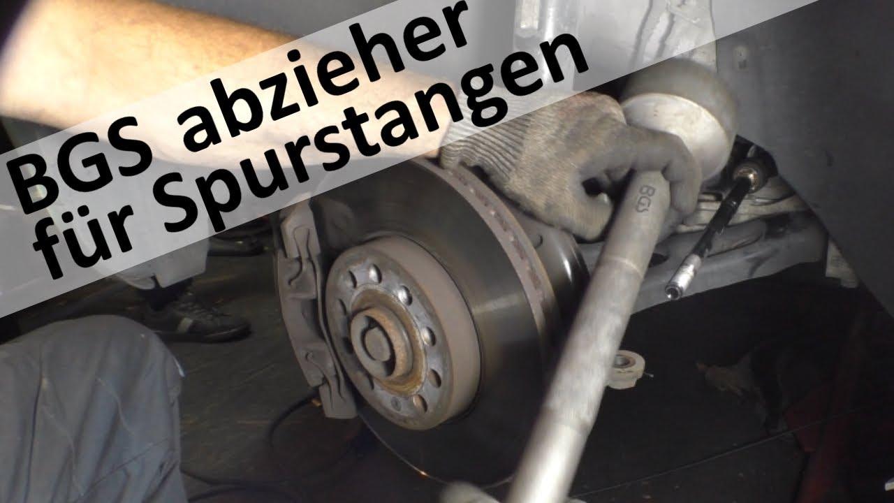 BGS Spurstangengelenk Werkzeug / VW Caddy Spurstange