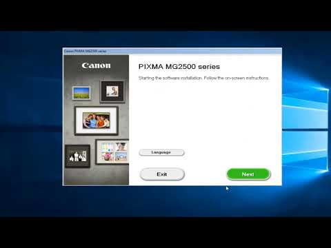 How to Download And Install All Canon Printer Driver for Windows 10/8/7 From Canon
