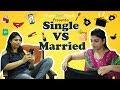 Super Desi People -   Girls: Singles Vs Married