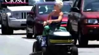 P!nk - So What ( Behind the Scenes )