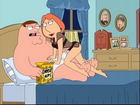from Leighton family guy sexy scene