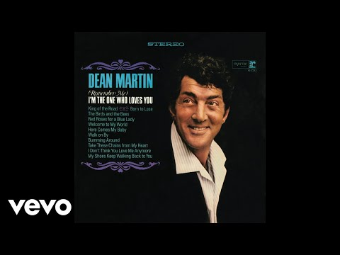 Dean Martin - The Birds and the Bees (Audio)