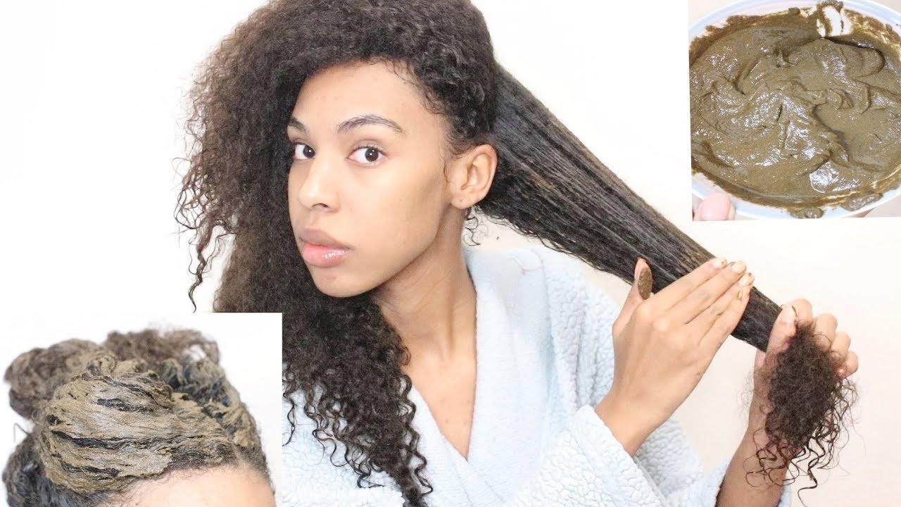 How to GROW HAIR FAST! Ayurveda Treatment, Henna Blend for rapid hair  growth, 30+ Herbs Natural Hair