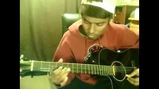 mana bikhra hoon jal full guitar tutorial by mohit