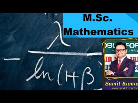 MSc And PhD From CMI | ISI 2019 | Mathematics | Fast Track Classroom