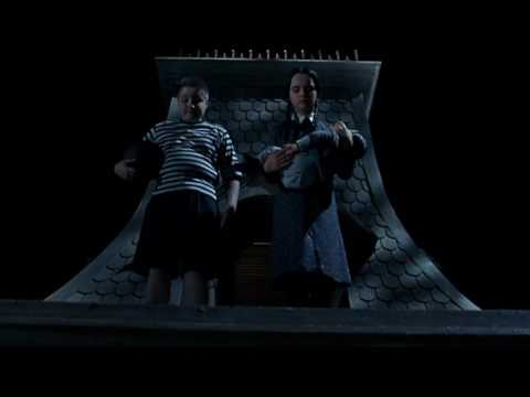 Addams Family Values (1993) - Wednesday, Pugsley and Pubert
