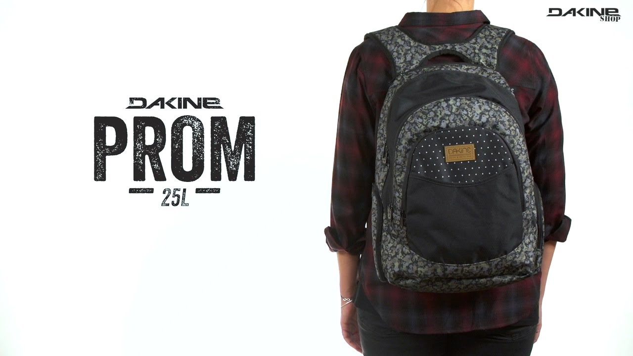 The Dakine Prom 25L Laptop Backpack - The Girl`s Favourite ...