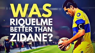 How GOOD was Juan Roman Riquelme? ● Tactical Analysis